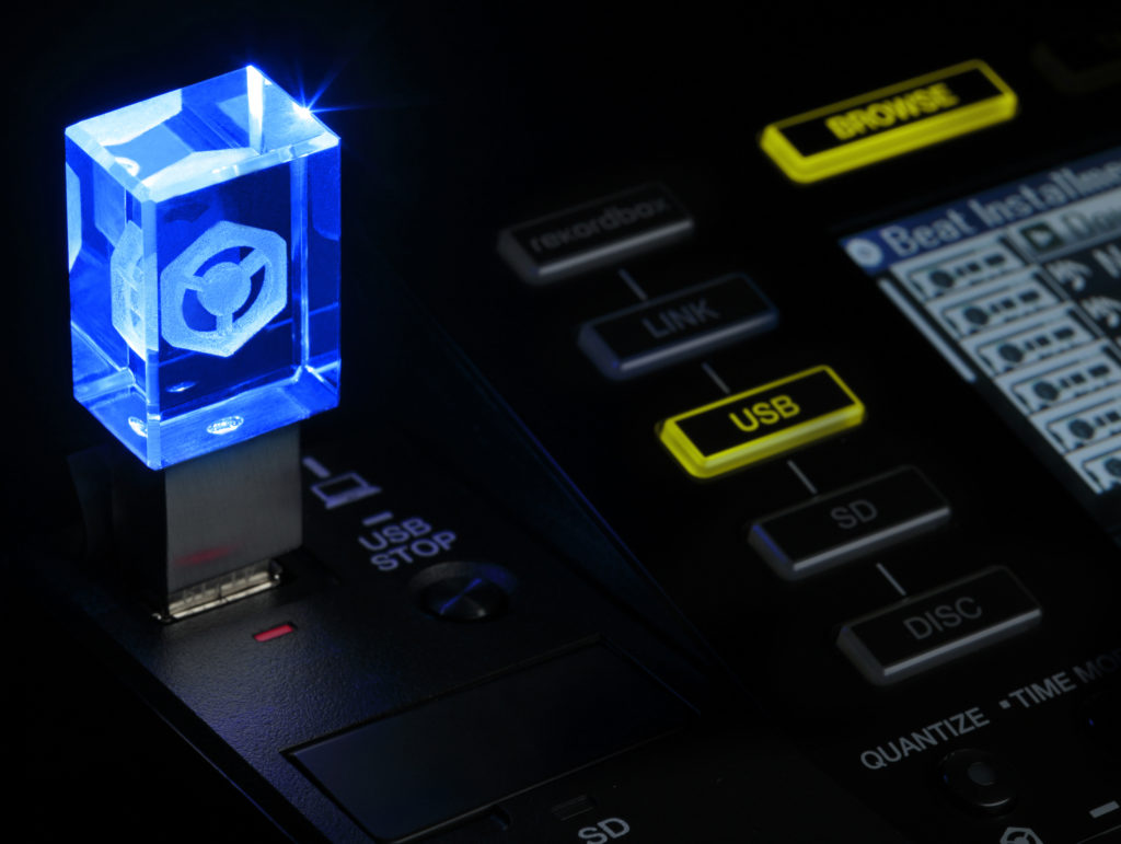 Запись DJ-микса